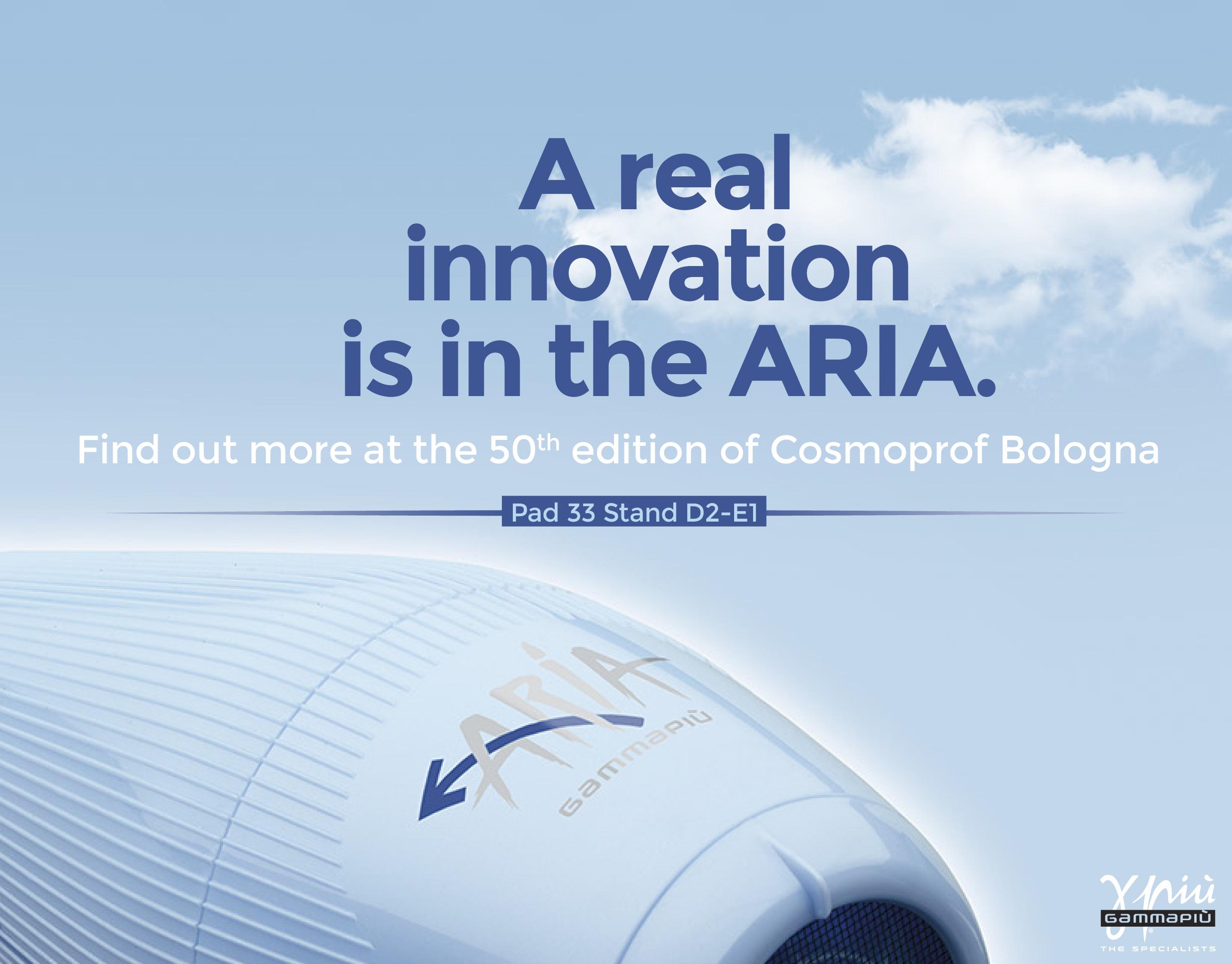 Die wahre Innovation liegt in der ARIA