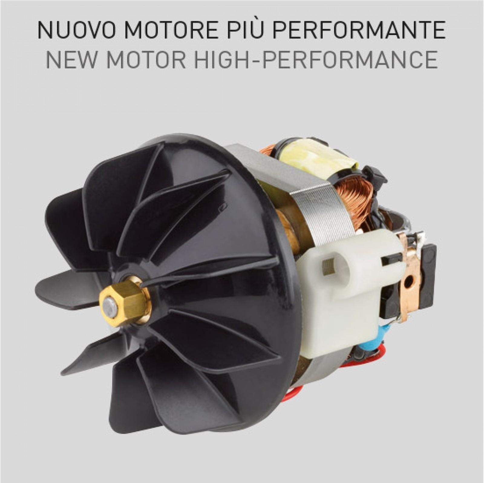 Nouveau moteur plus performant