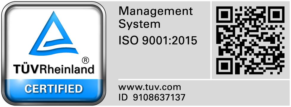 UNI EN ISO 9001:2015