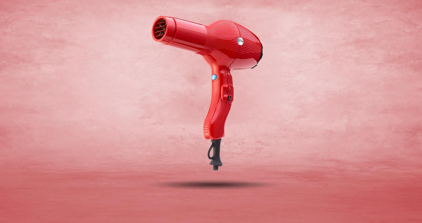 Phon Gamma Più 5555 per trattamenti alla cheratina colore rosso finitura opaca