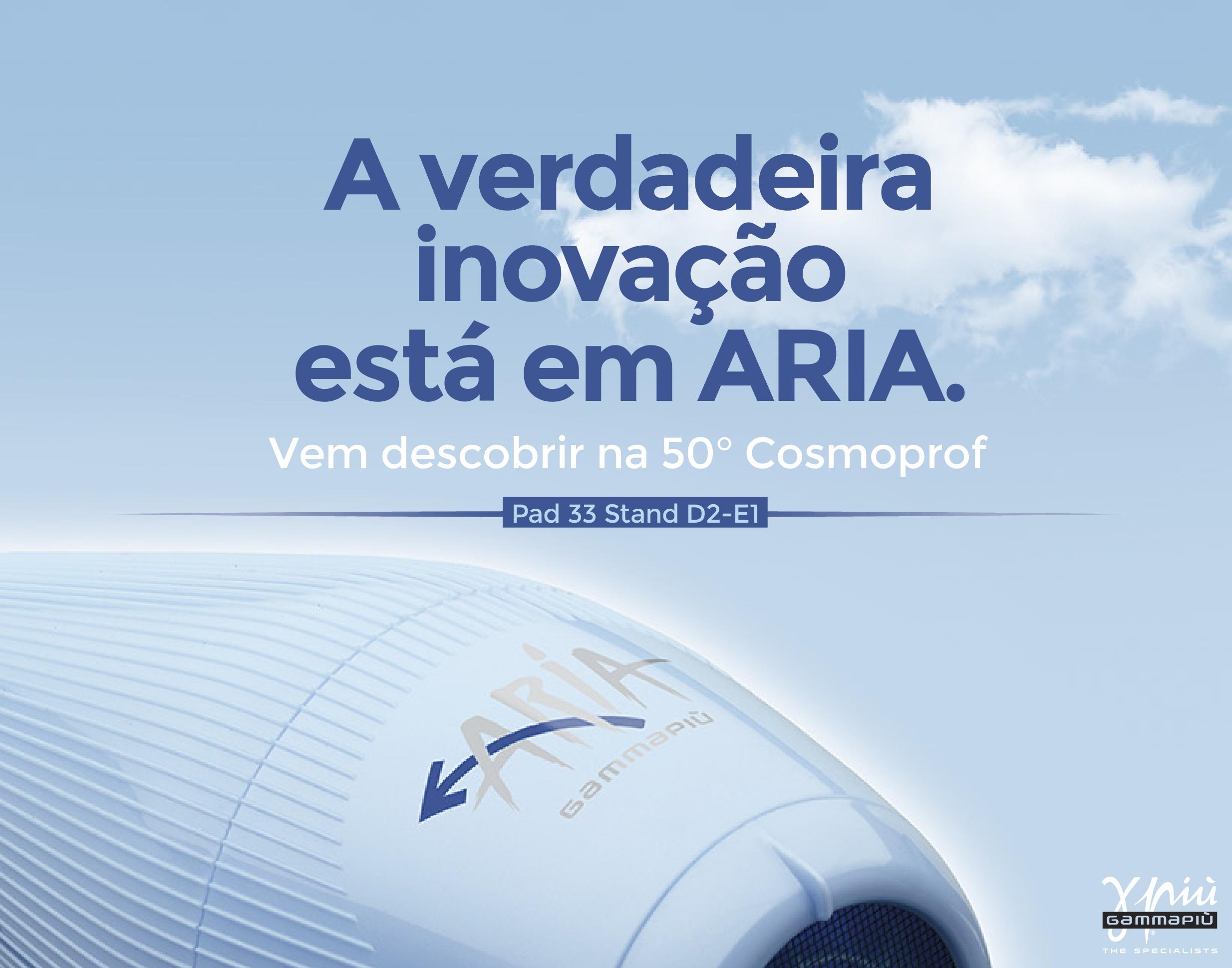 A verdadeira inovação está em ARIA