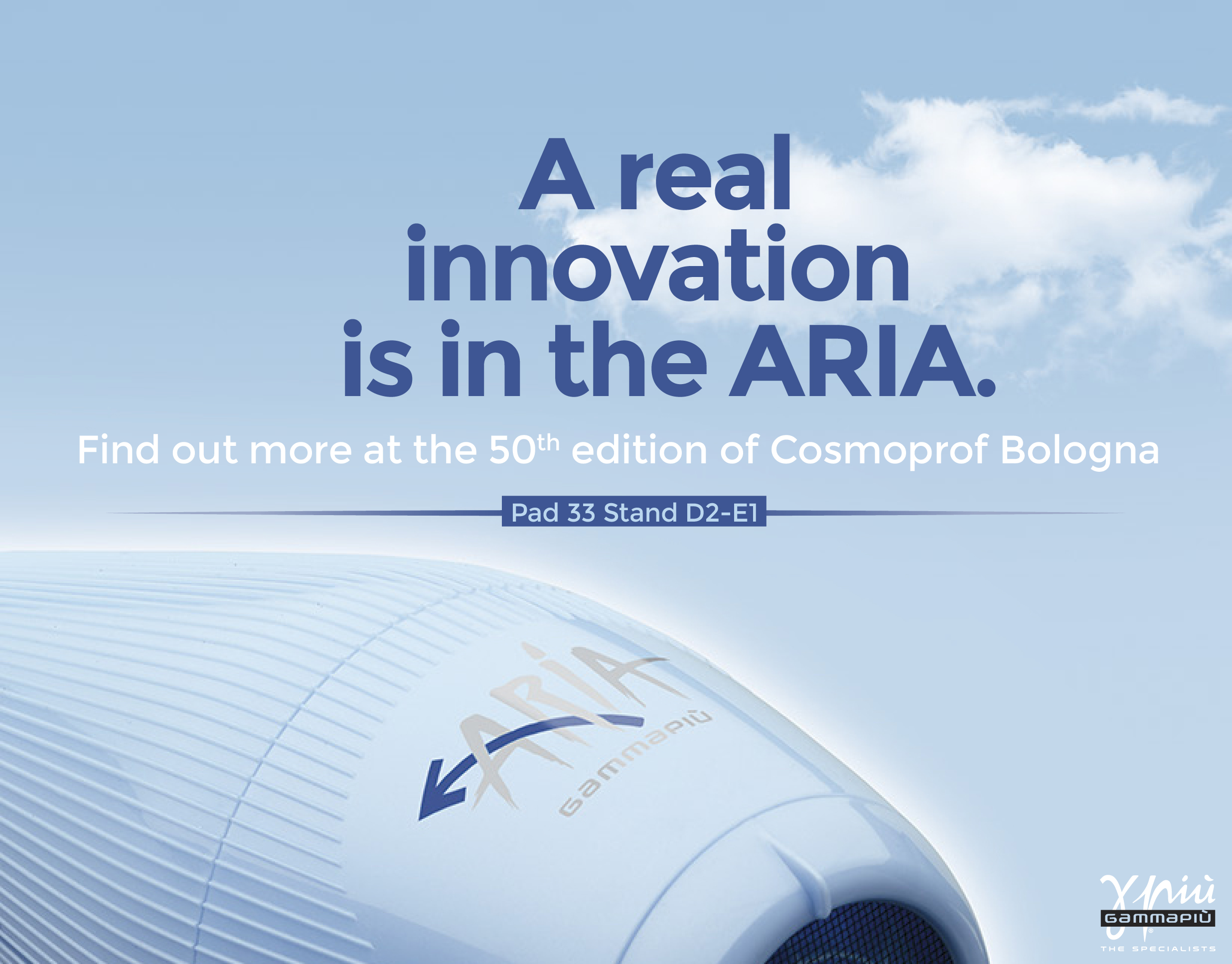 A real innovation is in the ARIA