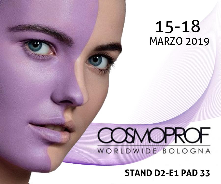 Cosmoprof Bologna 2019 - Dal 15 al 18 Marzo