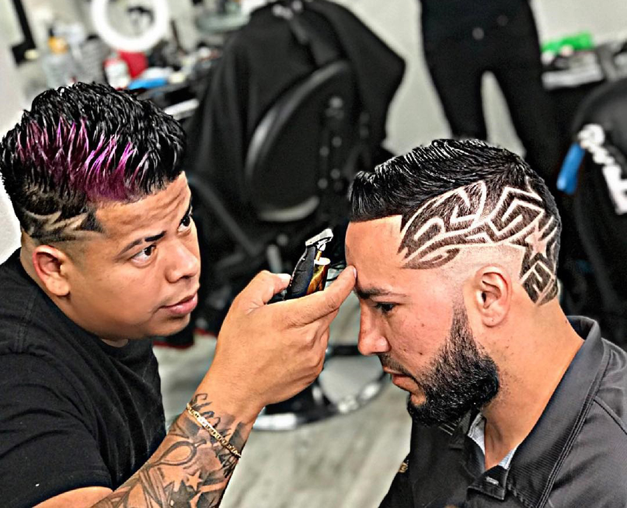 Due grandi Barber ci parlando di Absolute Hitter