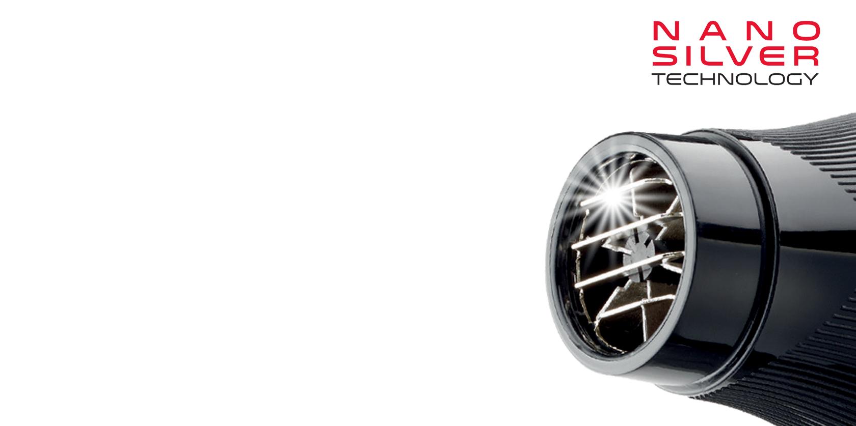 Il phon con la Nano Silver Technology